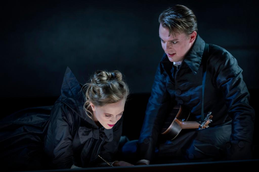 Orpheus - Vadstena Academy 2019  Photo: Markus Gårder